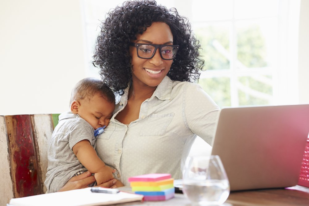 Finding Financial Success as a Work-at-Home Parent