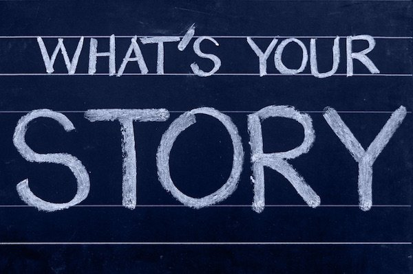 How Sharing Your Story With The World Can Lead To Success